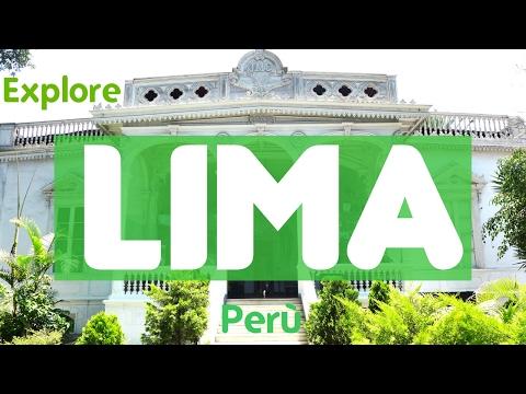 LIMA - PERU TRAVEL GUIDE | THE BEST FOOD IN PERU!