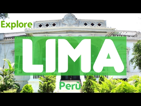 LIMA - PERU TRAVEL GUIDE | THE BEST FOOD IN PERU!