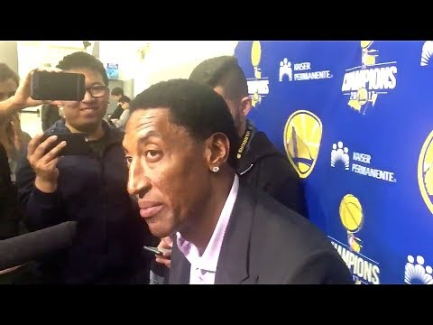 Scottie Pippen on the LeBron vs Jordan debate: There is really no comparison