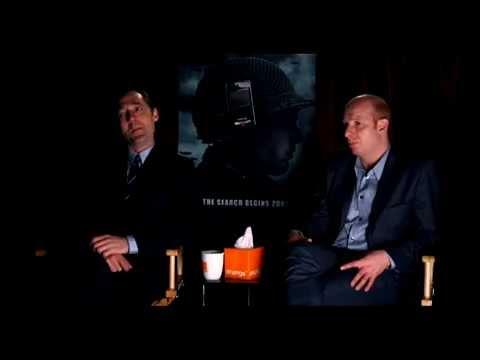 gold spot   Saving Private Ryan's Number - Interview   Orange UK