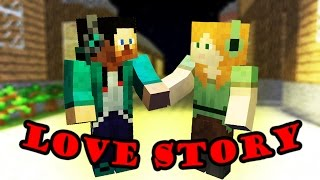 Steve and Alex Minecraft Love Story: Babies and Best Friends - Minecraft Animation