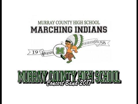Murray County High School Concert Band  2017