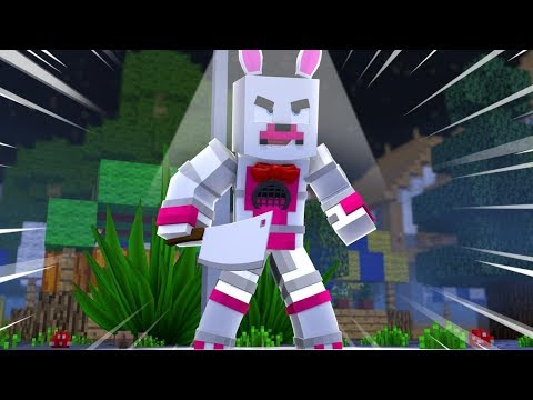 Funtime Foxy Is The Murderer In Murder Mystery (Minecraft Fnaf Roleplay Adventure)