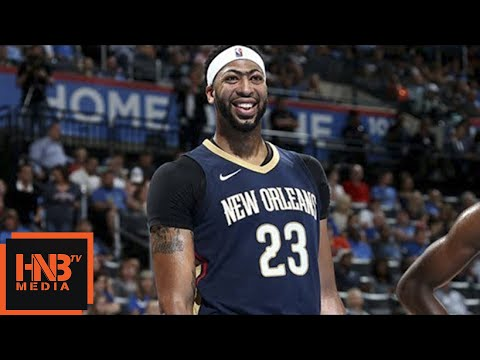 Golden State Warriors vs New Orleans Pelicans 1st Half Highlights / Week 1 / 2017 NBA Season