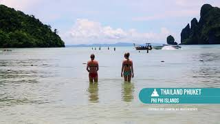 [태국 푸켓 피피섬] / [Thailand Phuket…