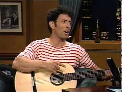 Jonathan Richman  The Bus  & Roberto the Trainer with Julia Sweeney May 1994