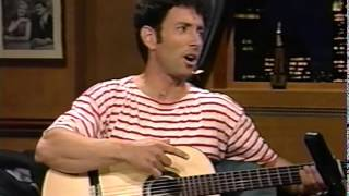 Jonathan Richman - The Bus Song & Roberto the Trainer (with Julia Sweeney) [May 1994]