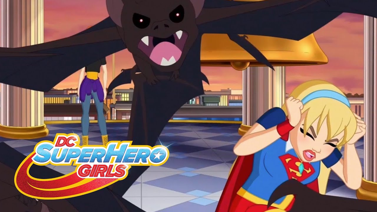 Supergirl And Barbara Gordon Super Hero High Dc Super Hero Girls