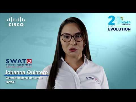 Johanna Quintero -  SWAT Consulting Services  #Evolution20 #CostaRica