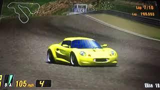Gran Turismo 3 A-Spec Elise 190, The Lotus Elise Colors Races, Apricot Hill Raceway Part 2/2