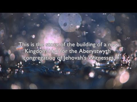 Aberystwyth (Wales) Kingdom Hall Construction Project ver3 SD