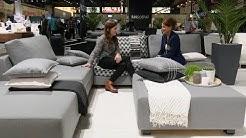 Habitare 2014: Palapeli-sohva mukautuu tilaan ja tarkoitukseen
