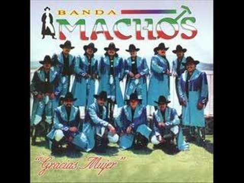 CHIQUITA BONITA-BANDA MACHOS (AUDIO ORIGINAL)