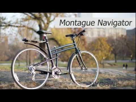 Montague Navigator Full Size Folding Bike Review