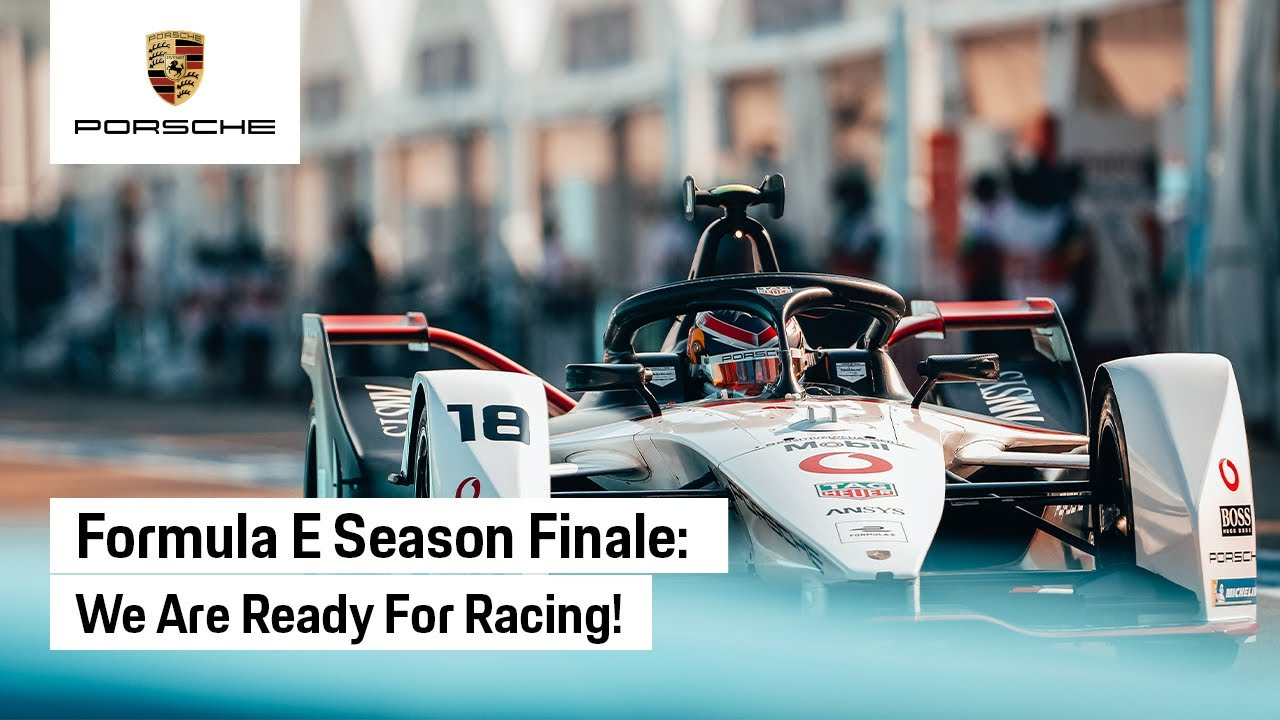 READY FOR RACING? – The TAG Heuer Porsche FE Debut Season Finale