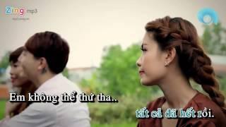 Karaoke HD Điều Em Không Học Được - Lyna Thùy Linh _ Văn Trường Studio