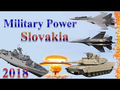 Slovakia Military Power 2018 | How Powerful is Slovakia?