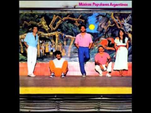 Músicos Populares Argentinos (MPA) - Nadie, más que nadie (1986) -DISCO COMPLETO-