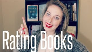 Discussion: How I Rate Books! Thumbnail
