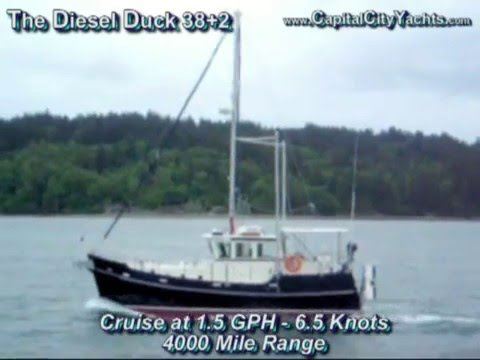 The Seahorse Marine Diesel Duck by Capital City Yacht Sales #2