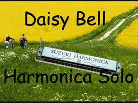 Daisy Bell (A Bicycle built for Two) -Tremolo Harmonica Solo
