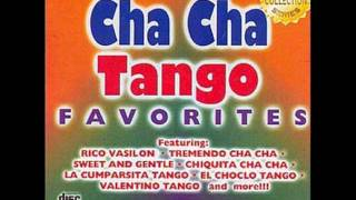 Anastacio Mamaril And His Orchestra - Isle Of Capri Cha Cha (HD)
