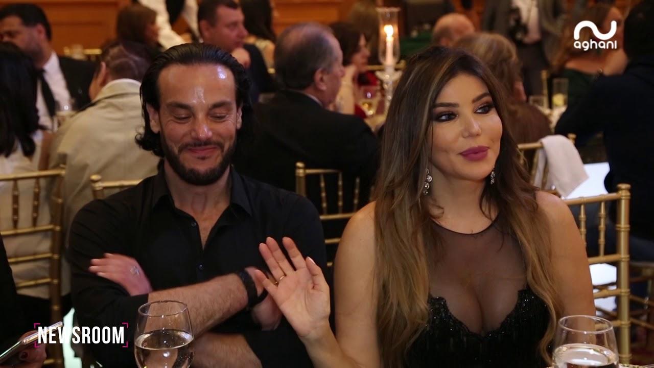 د. هراتش سغبازريان يلعب دور الدولة في تكريم كبار الشاشة اللبنانية.. ويجمع النجوم في أجمل الحفلات!