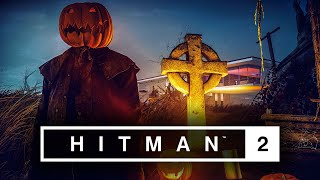 HITMAN™ 2 - Halloween Escalation | The Mills Reverie Level 3, Hawkes Bay (Silent Assassin)
