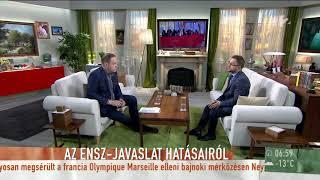 Orbán Balázs az ENSZ migrációs tervezetéről: ˝Az érdekek eltérőek˝ - tv2.hu/mokka