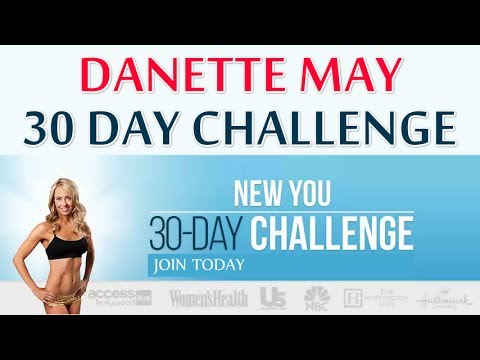 Danette May 30 Day Challenge Danette May 30 Day