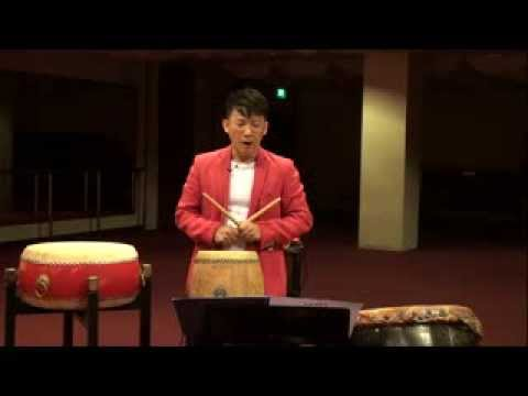 Demonstration for Percussion 1 - Xiao Gu (小鼓)