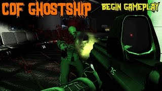 CDF Ghostship Begin Gameplay PC HD