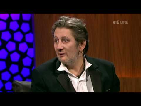 Victoria Clarke reveals the best way to communicate with Shane McGowan
