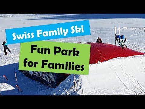 Most popular ski resort for Zurich families | Flumserberg Switzerland