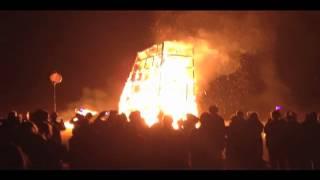 Silent Burn. Afrika Burn 2013