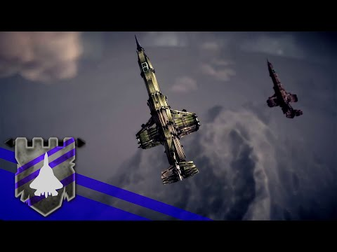 Supersonic F-104 Starfighter Intercepting Heavy Targets | BESIEGE v 0.3 | Theater of Flights #42