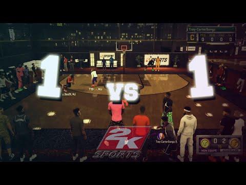 NBA2k16 - T19-_- Contre Bas2k - 1v1 Stage