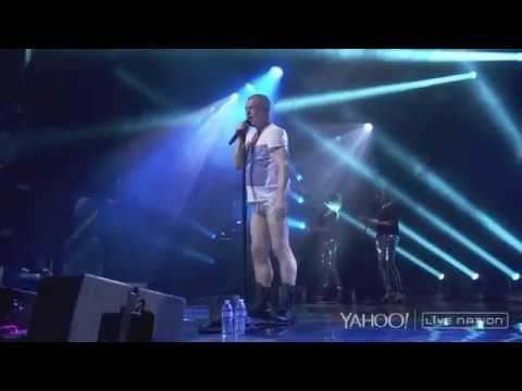 14 Erasure - Blue Savannah HD (Live Boston 2014)
