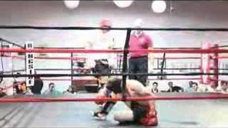 LIU-US Open Title Sanshou Fight (Upper Weight) by USASKF