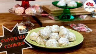 Snowball Cookies Recipe | Gimme A Minute Ep. 38