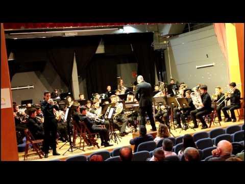 2-04-2017 - Glory Fanfare de Ollo M. Schwarz - Xove Galicia Brass Band