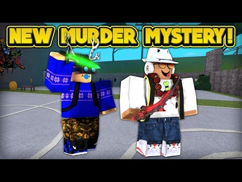 Playing The New Murder Mystery Roblox Murder Mystery X Youtube