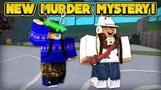 PLAYING THE NEW MURDER MYSTERY! (ROBLOX Murder Mystery X)