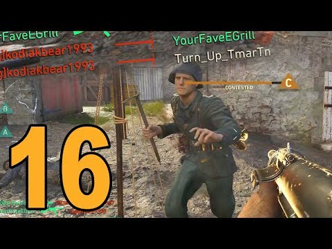 WE GOT DOUBLE ICE PICKED 😂 - Call of Duty WW2 Road to Commander - Part 16