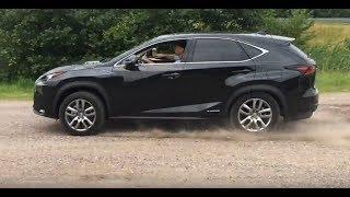 Lexus NX300h - какой расход бензы?