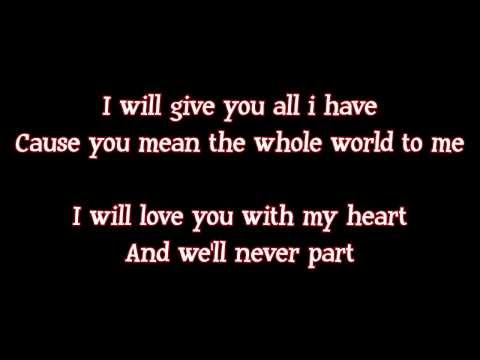 Forever - Keep On Loving You (Chinese Melody)