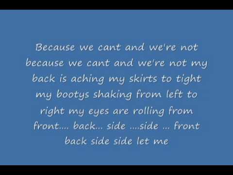 brickwall waterfall lyrics