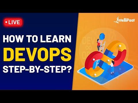 How to Learn DevOps Step by Step | Devops Roadmap | DevOps Career | Intellipaat