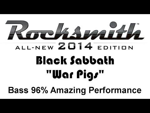 """black-sabbath-""""war-pigs""""-rocksmith-2014-bass-96%-finger"""