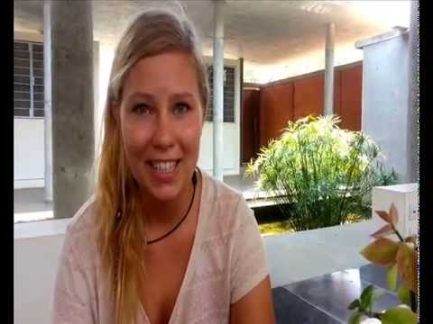 Anett from Norway about Einat Freedom Yoga Retreat 2014